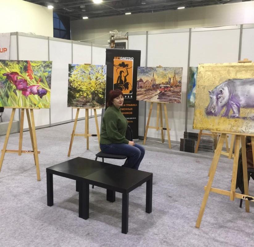 Выставка Ландшафт Экспо в Сокольниках со 2-го по 4-е марта