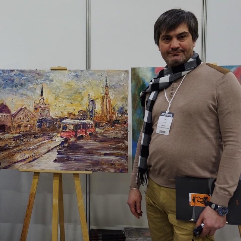 Наш гость - Владимир Галоян