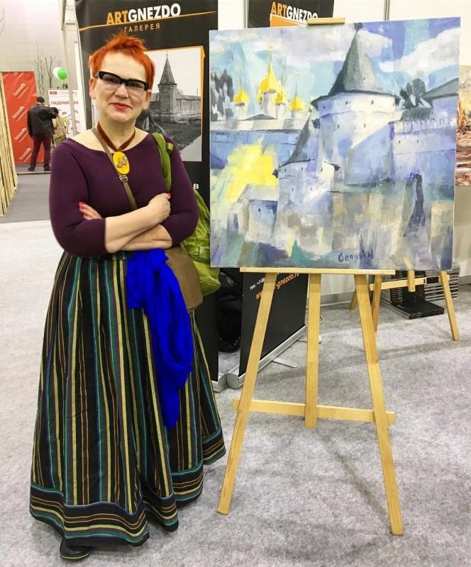 Наш гость - Елена Теплицкая