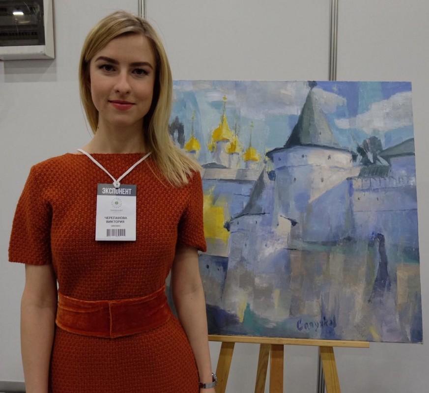 Наш гость - Виктория Черепанова